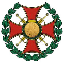 emblema del Capítulo Noble de Fernando VI